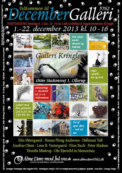 GalleriKringlen Invitation